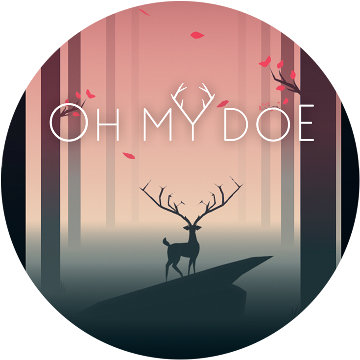 Oh My Doe - A beautiful mobile runner by Idyllic Pixel